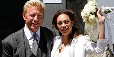 Boris Becker & Lilly Kerssenberg