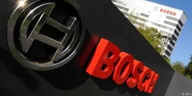 Bosch rechnet mit Umsatzplus