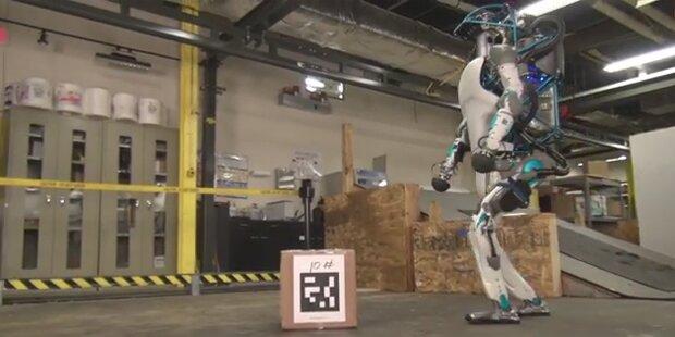 Google-Mutter verkauft Roboterfirma