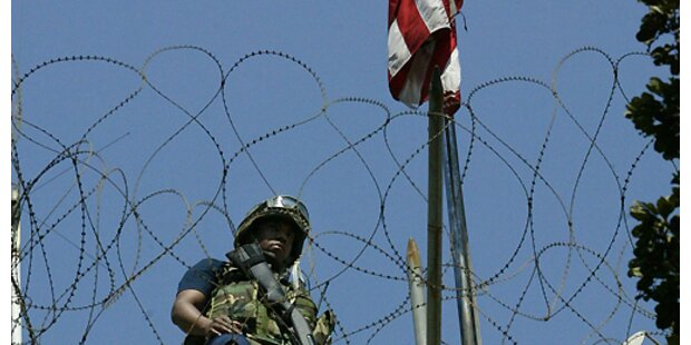 US-Botschaft in Sanaa nach Attacke geschlossen