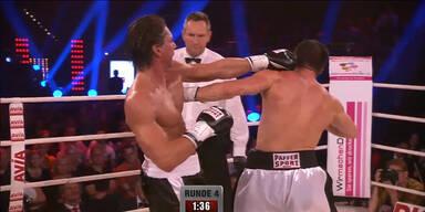 Sorge um Schenkenberg: Schwere Verletzung nach Boxkampf!