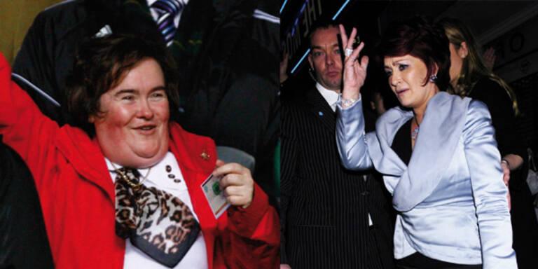 Sharon Osbourne entschuldigt sich