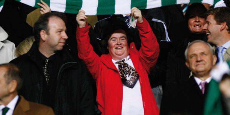 Susan Boyle wurde früher gemobbt und geschlagen