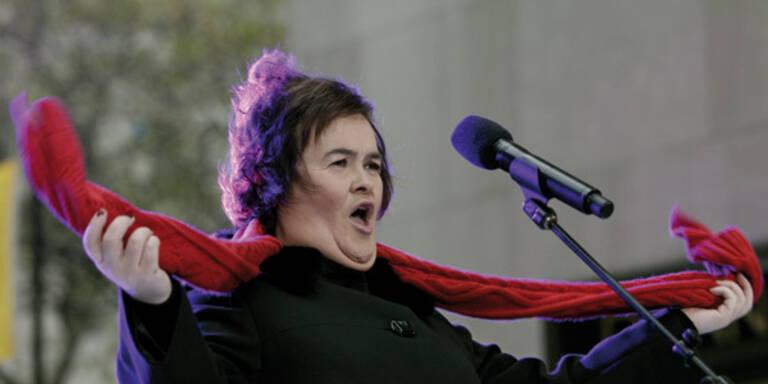 Stimmwunder Susan Boyle steuert Rekord an