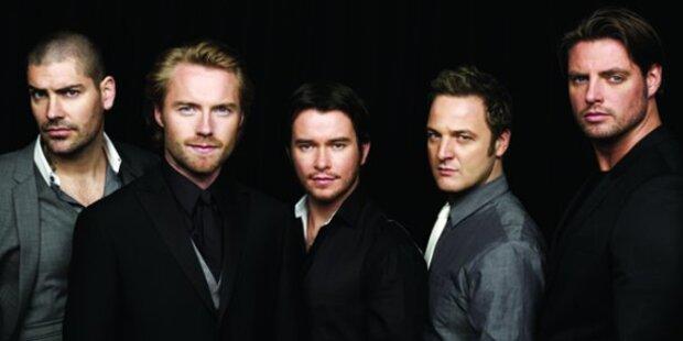 Boyzone: Toter Sänger darf nicht auf Album