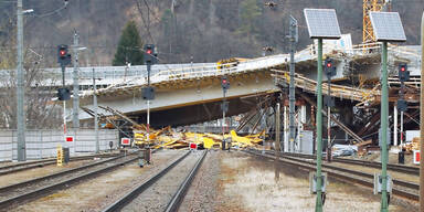 Skandal um Brücken- Einsturz