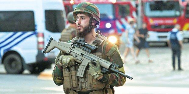 Explosion in Brüssel: Täter rief