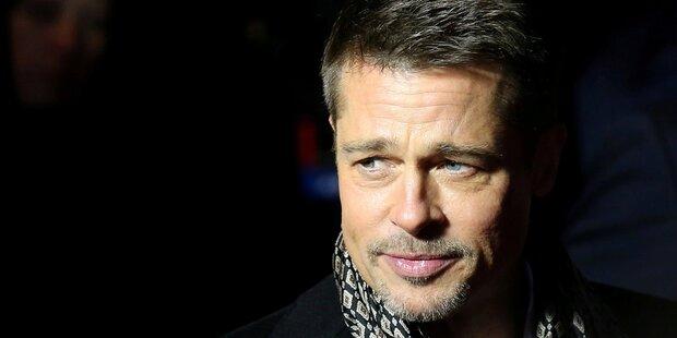 Brad Pitt: 'Ich war Alkoholiker'