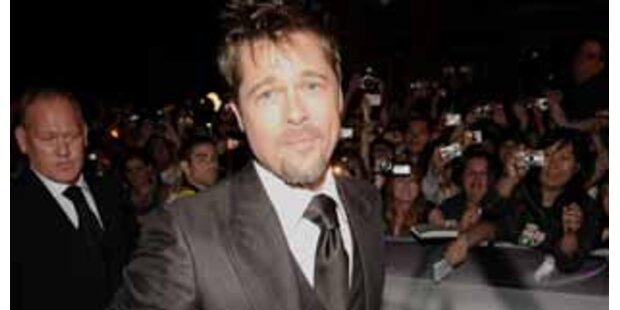 Brand-Alarm! Brad Pitt aus Hotel evakuiert!