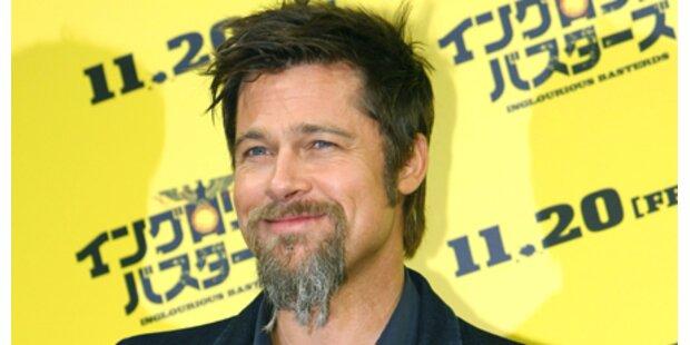 Brad Pitt braucht ein neues Motorrad