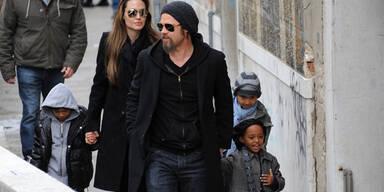 'Gelati' für Brad Pitt & Angelina Jolie