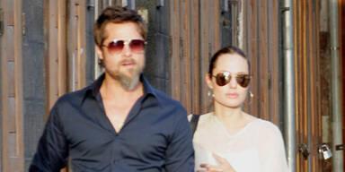 Brad Pitt & Angelina Jolie in Syrien