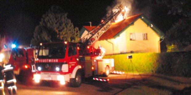 Passanten retten Familie vor Feuertod