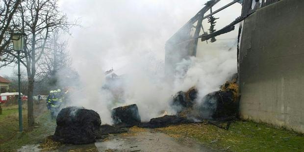 Brand Obergänserndorf