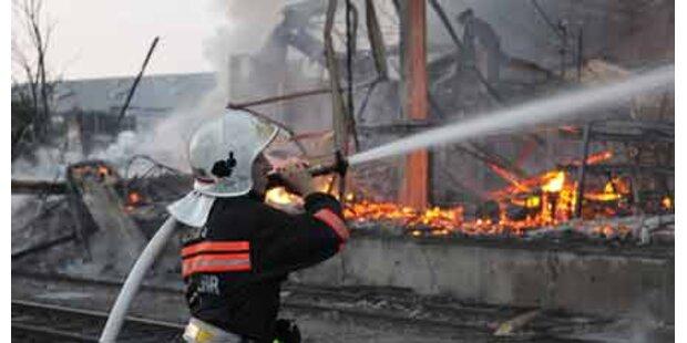 Immer mehr Brandstiftungen in Tirol
