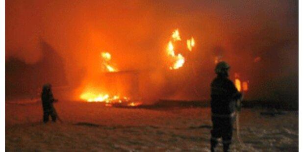Festnahme nach Bauernhofbrand in Tirol