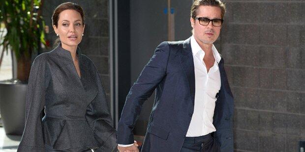 Brad und Angelina: Was sie über einander sagen
