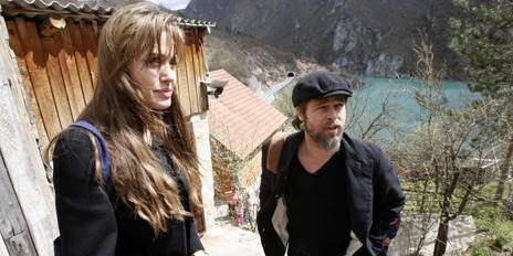 Brangelina Angelina Jolie Brad Pitt Ehe Hochzeit