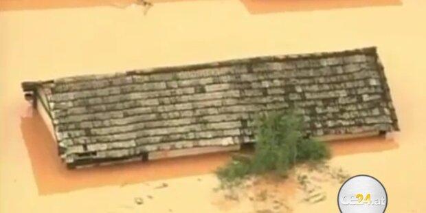 Brasilien: Mehrere Tote bei schwerer Flut