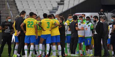 FIFA-Untersuchung nach Skandal-Match eingeleitet
