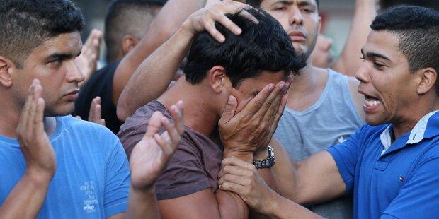 Dutzende Tote wegen Polizeistreiks