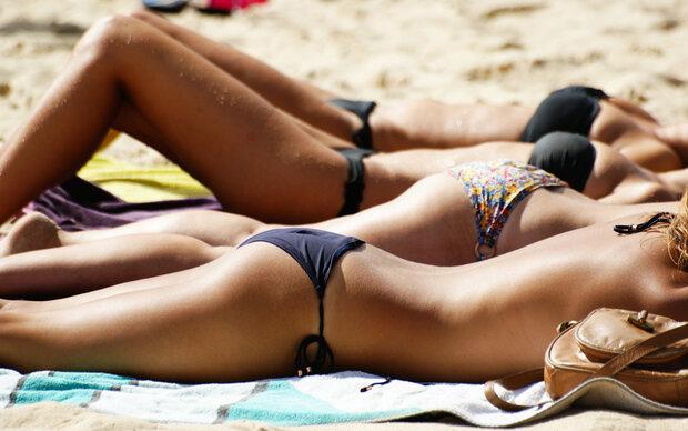 So irre brutzelt man sich unter Brasiliens Sonne
