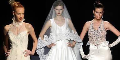 Braut Hochzeit Brautmode Bridal Fashion Barcelona