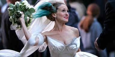 Carrie Bradshaw Hochzeitskleid