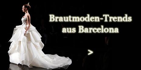 Brautmoden aus Barcelona