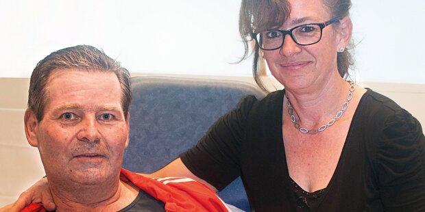 Paar gab sich Ja-Wort auf Intensivstation