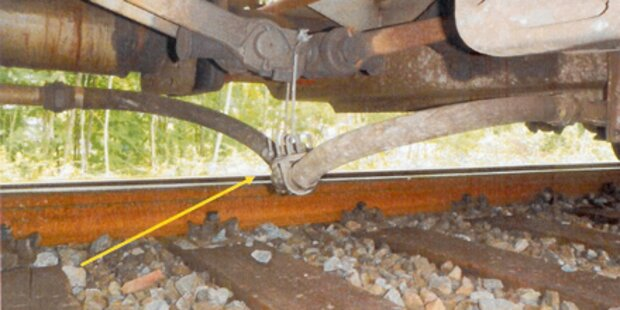 Zug-Crash: Franzosen pfuschten