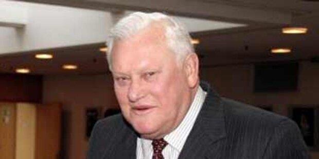 Litauischer Ex-Präsident Brazauskas tot