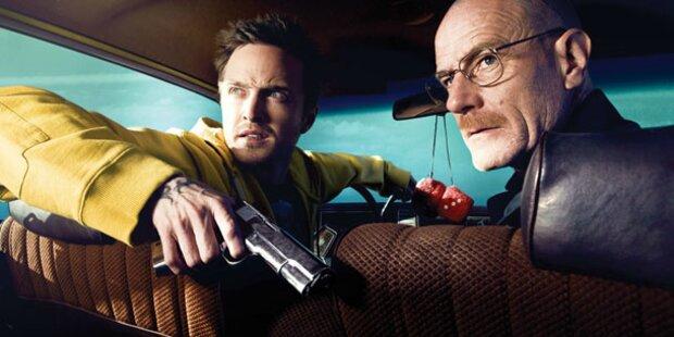 Netflix kündigt 'Breaking Bad'-Film an
