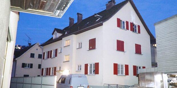 Bregenz: Mord-Rätsel und vorgetäuschter Brand gelöst