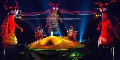 68. Bregenzer Festspiele vort Eröffnung