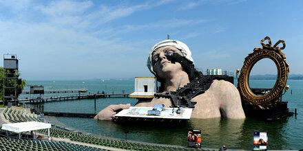 Festspiele Bodensee Als Badewanne Ausdrucken Osterreich Oe24 At