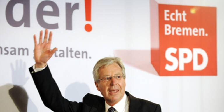 Rot-Grün triumphiert in Bremen
