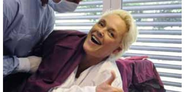 Brigitte Nielsen - Das Fett ist weg