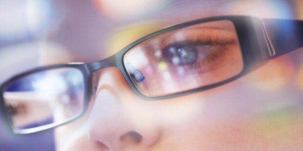 2050 ist eine Milliarde Menschen blind