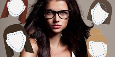 Brillenformen
