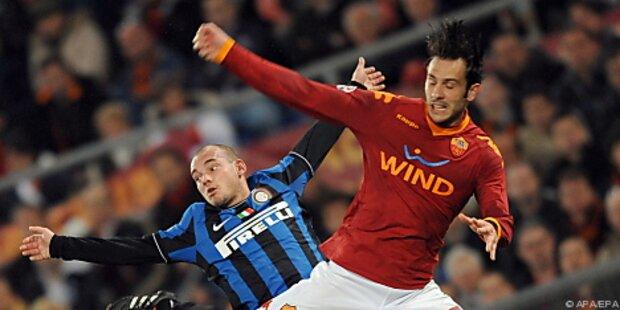 Inter greift im Triple-Duell nach erstem Titel