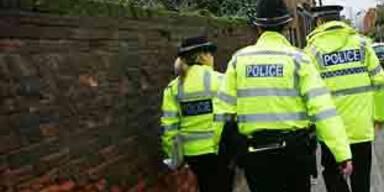 Britische-Polizei