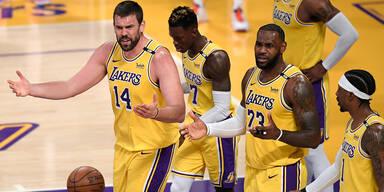 Lakers out! Phoenix eliminiert LeBron & Co.