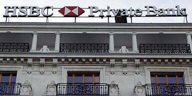 Britische Großbank HSBC