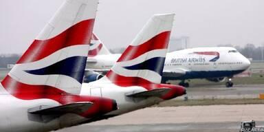 British Airways will knapp 350 Mio. Euro einnehmen