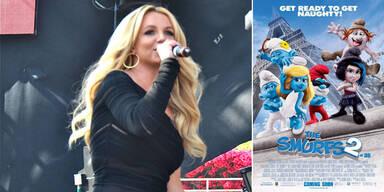 Britney Spears und die Schlümpfe 2