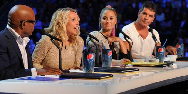 X-Factor setzt Britney Spears vor die Tür