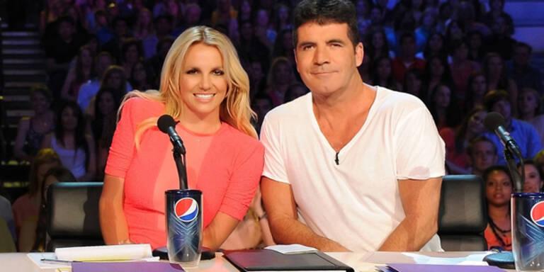 X-Factor: Spears zeigt strenge Seite