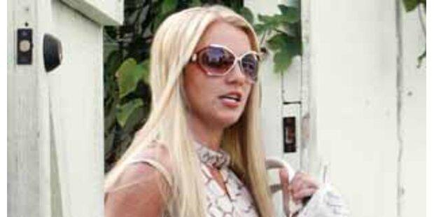 Paparazzi vor Britney Spears' Haus festgenommen