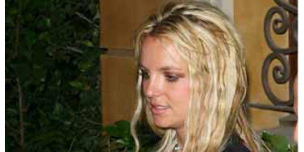 Sorgerechtsstreit kostet Britney 716.000 Dollar